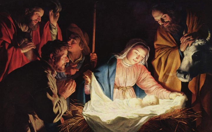 Рождество Христово – великая радость