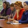 В Православном молодежном центре «Златоуст», Калужской епархии начало работу Собрание матушек-супруг священнослужителей Калужской епархии
