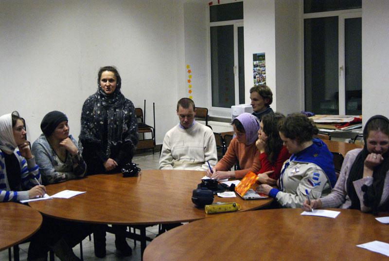 17 февраля в ПМЦ Златоуст началась Встреча православной молодежи.  150 юношей и девушек из 4 губерний ЦФО  собрались вместе, чтобы поговорить о православной семье и браке.