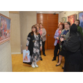 В Обнинске открылась выставка репродукций картин русских художников посвященная теме материнства
