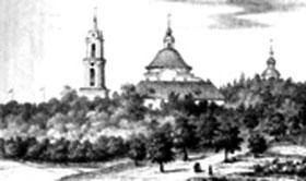 Лаврентьевский монастырь (фото конца 19-го века)